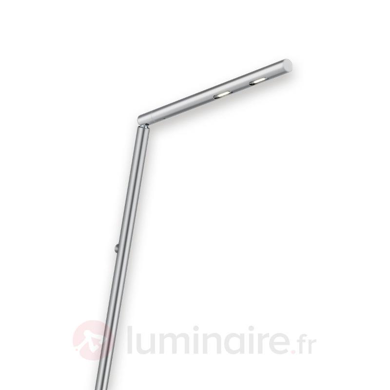 Lampadaire LED Calima en forme de bâton - Lampadaires LED
