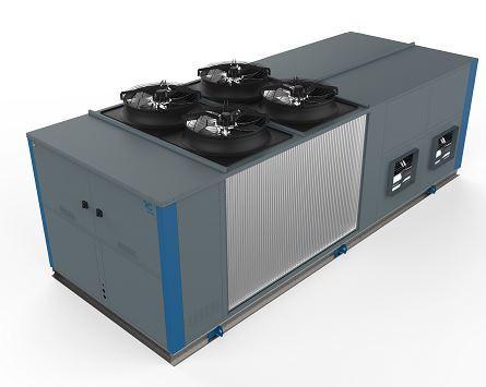 Rooftop - Unidad de tratamiento de aire en techo