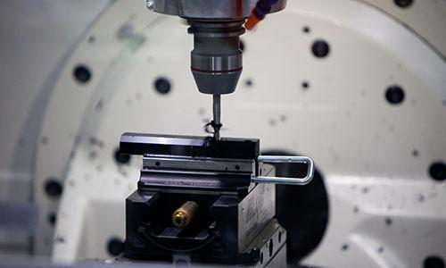 Plastic processing - Milling and turning parts - Highly complex technical finished parts made of thermoplastics