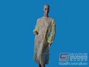 Vestido de aislamiento de SBPP - AG-0011
