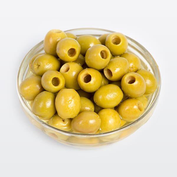 Aceituna Manzanilla Deshuesada Sabor Anchoa -  Aceitunas Deshuesadas