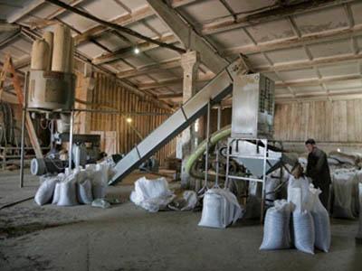Vitamin-grass meal line - Vitamin-grass meal line capacity 1300-8000 tons/year