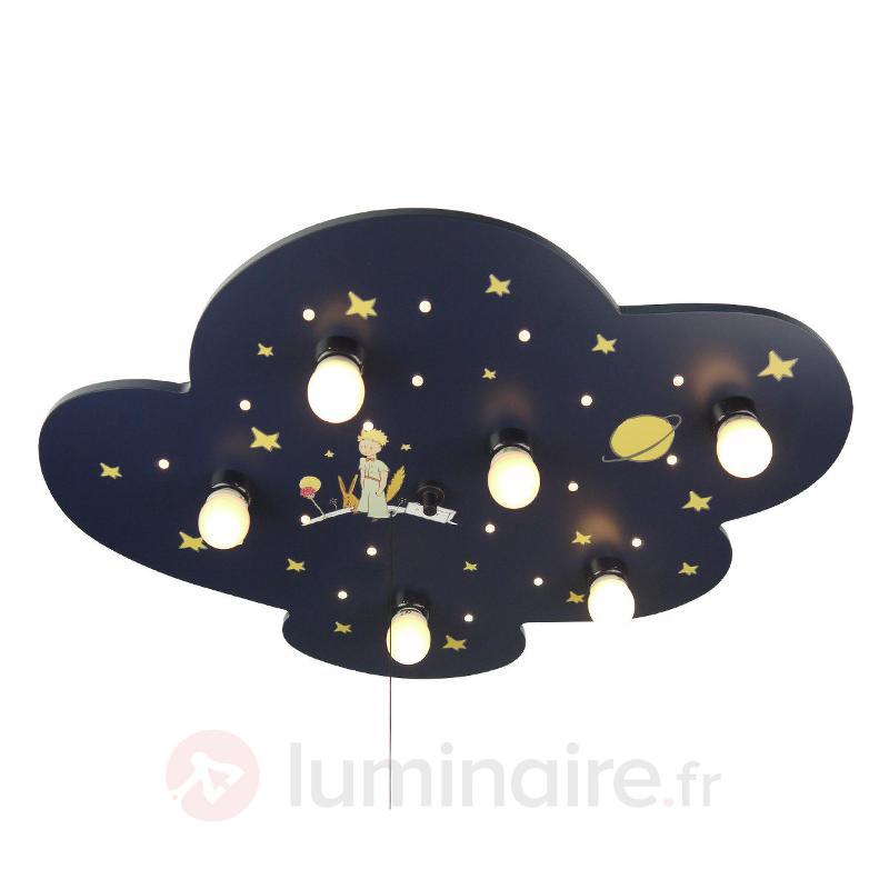Petit Prince - plafonnier avec veilleuse - Chambre d'enfant