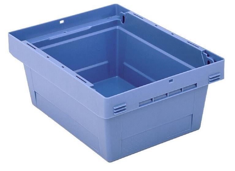 Nestbarer Behälter: Nestro 4317 S - Nestbarer Behälter: Nestro 4317 S, 400 x 300 x 173 mm