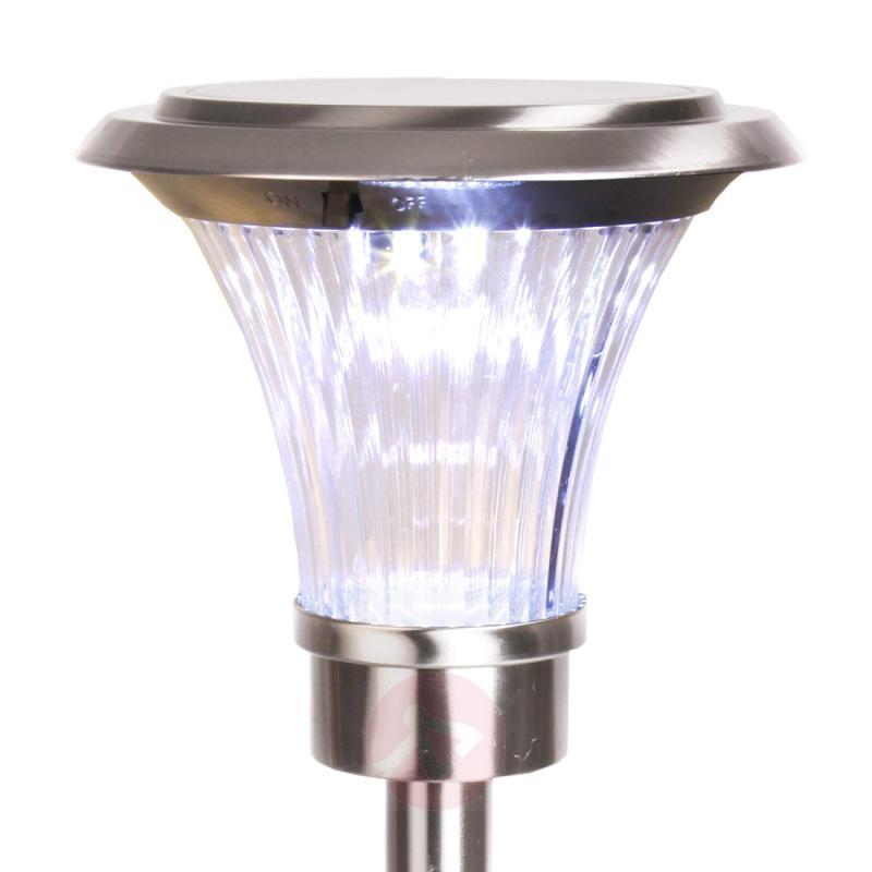 Solar-powered LED ground spike light Sunny - outdoor-led-lights