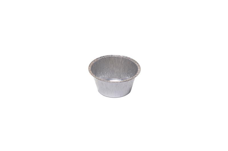 Vaschetta Alluminio Tonda T21G 100 pz - Non Food - Prodotti monouso e altri prodotti