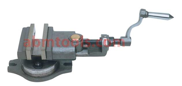Precision Machine Vice - Swivel Base - he detachable swivel base makes angle adjustments possible.