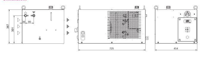 Tcw08÷19minichiller Refrigeratori Industriali Per Acqua - LINEA REFRIGERAZIONE