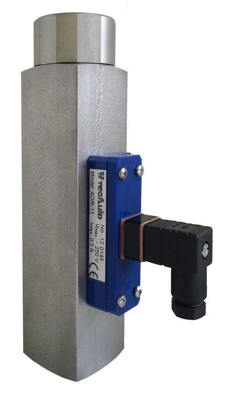 Contrôleur de débit par champ magnétique série AD - null