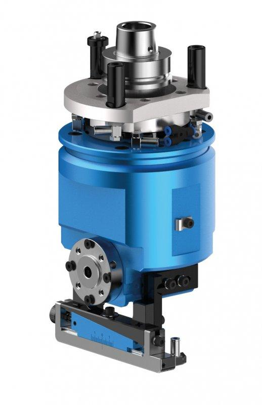 Tastaggregat FLOATING H (horizontal) - CNC Aggregat zur Bearbeitung von Holz, Verbundwerkstoff und Aluminium