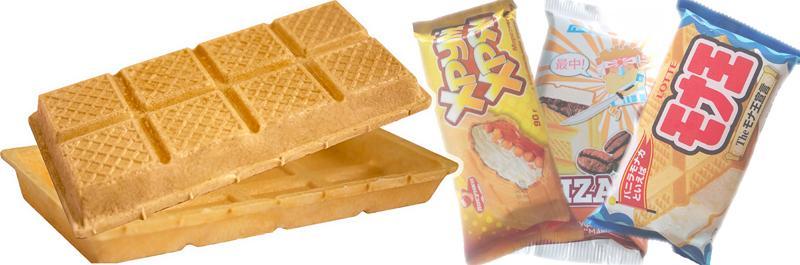 Waffle Sandwich Cone - Waffle Sandwich Cone