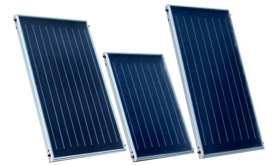 Solar thermal collectors