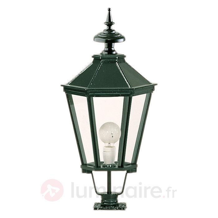 Luminaire pour socle K7a - Toutes les bornes lumineuses