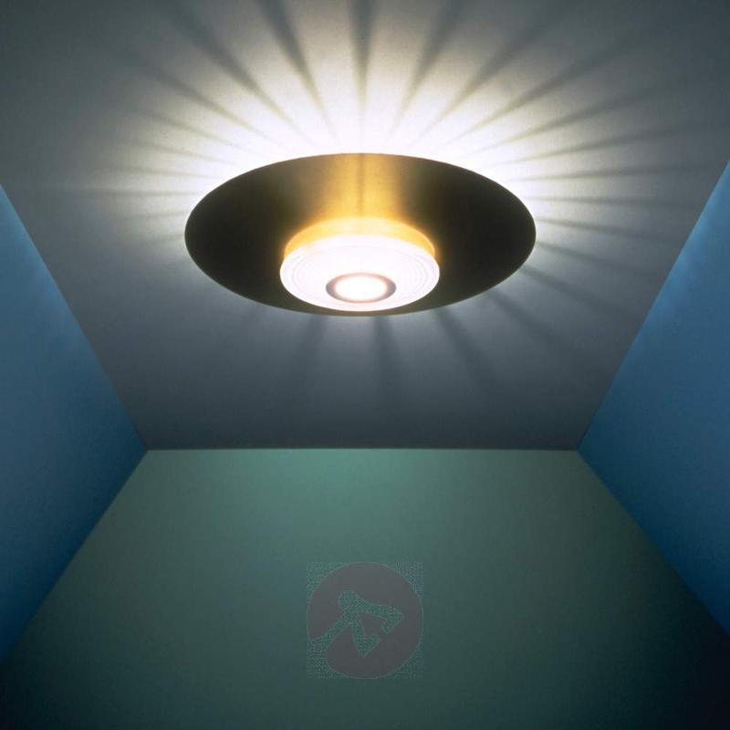 MONI ceiling light with a special effect, 34 cm - Ceiling Lights