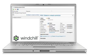 OSLC Adapter for PTC Windchill -