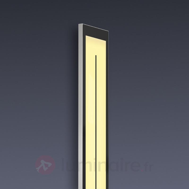 Lampadaire LED Zen, couleur de lumière réglable - Lampadaires LED