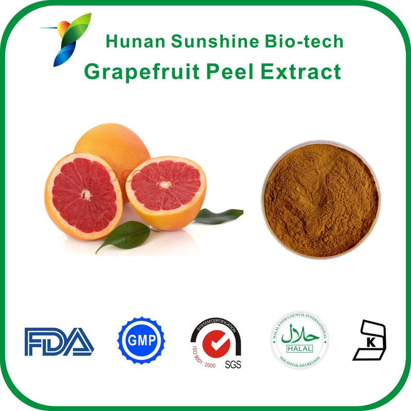 Grapefruit Peel Extract - Plant Extracts