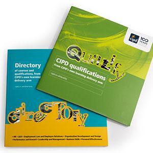 Brochure designs - Typographic design
