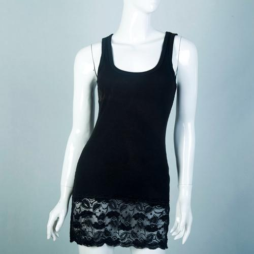 ladies summer plain vest tops lace tank top - Anti-Pilling, Anti-Shrink, Anti-Wrinkle, Breathable, Eco-Friendly, Quick Dry