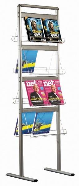 Brochure Sets - Porte Brochures acrylique