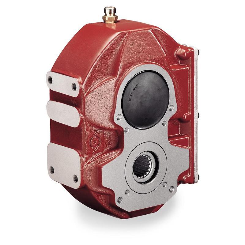 Per pompe e motori oleodinamici - Scatole ingranaggi ad assi paralleli