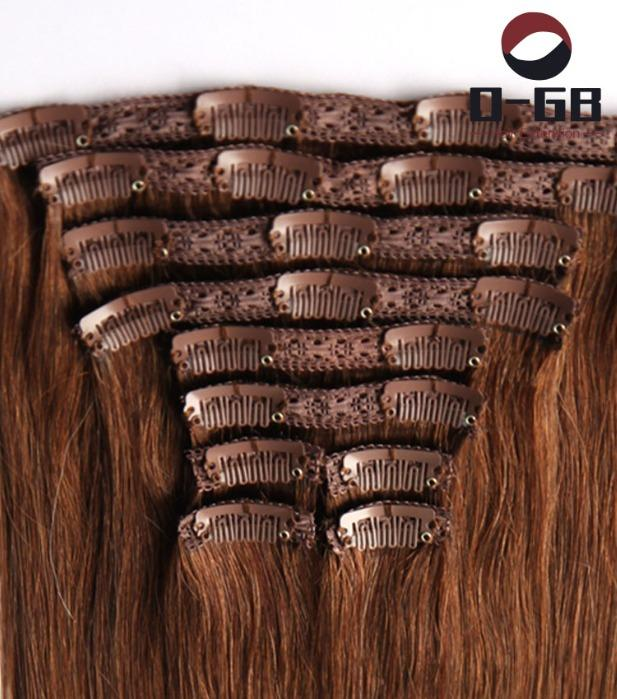 lace clip in hair -