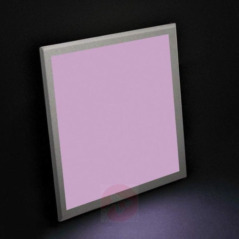 Marthe recessed LED panel, square - Ceiling Lights