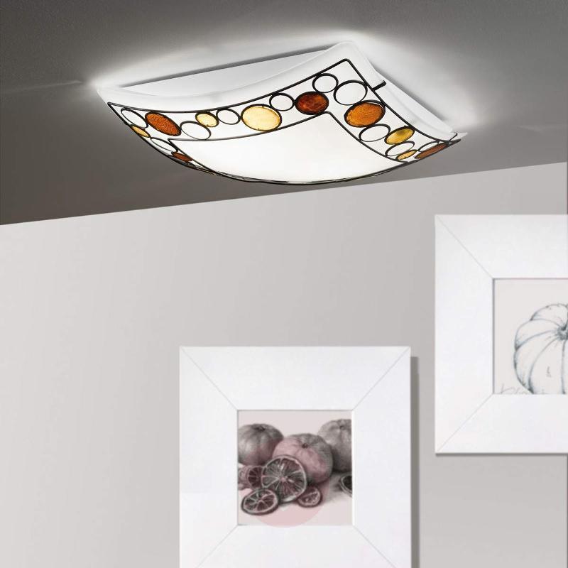 Quadratic ceiling light Tally - Ceiling Lights