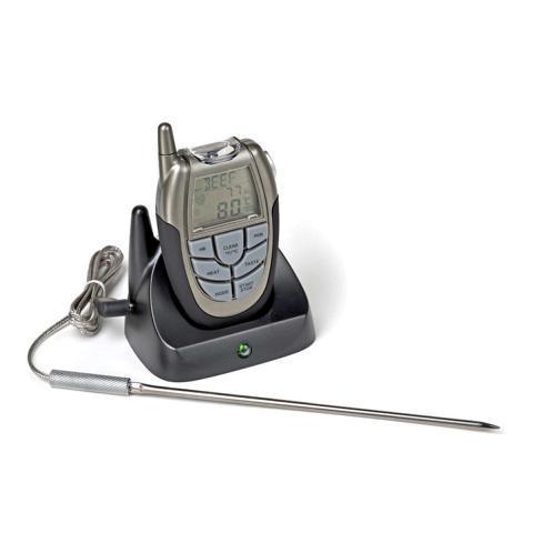 Funk-Grillthermometer mit digitaler Anzeige -