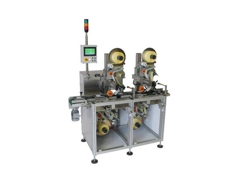 Etiketteermachine Boven Onder: ECM - Automatische etiketteermachines