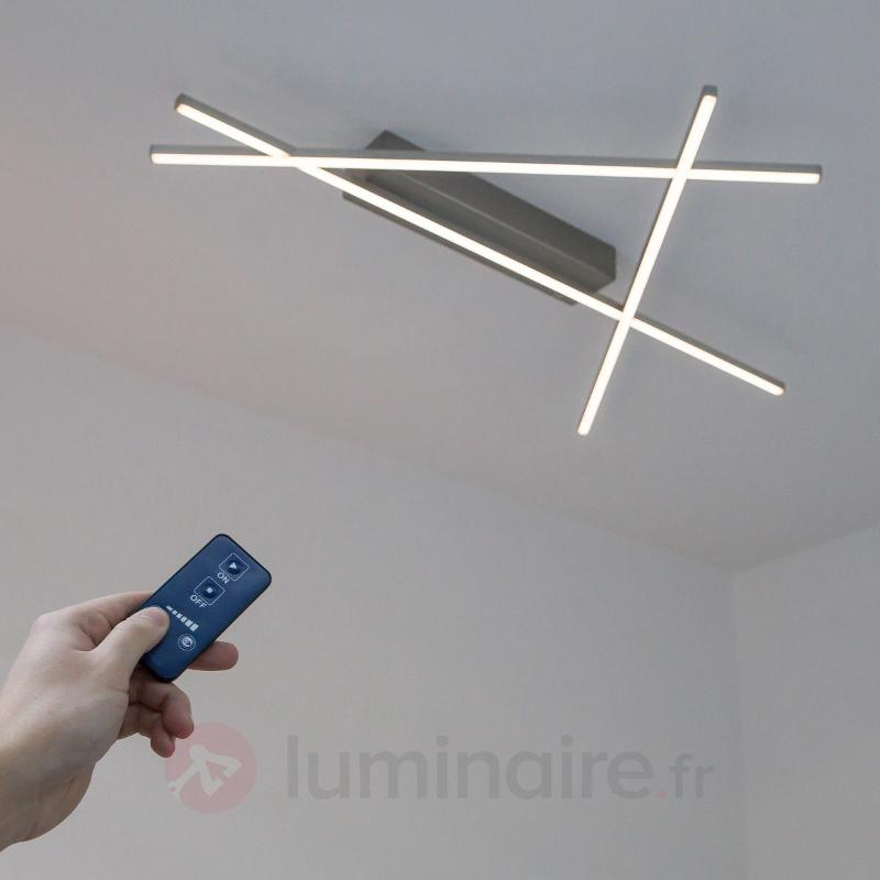 Plafonnier LED Mikada 80 x 65 cm - Plafonniers LED