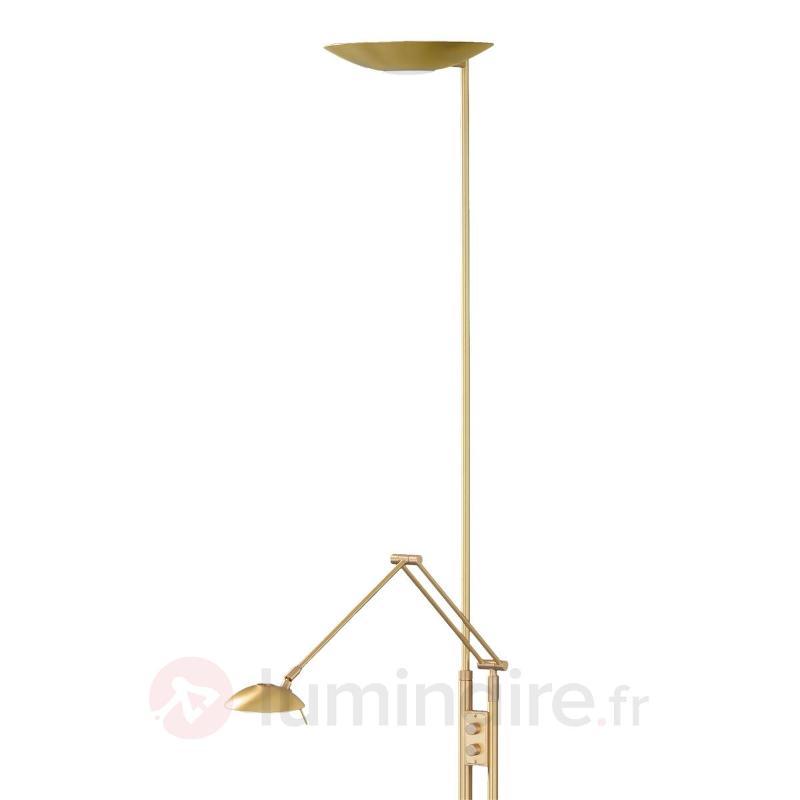 Lampadaire à vasque FLEX polyvalent - Lampadaires à éclairage indirect