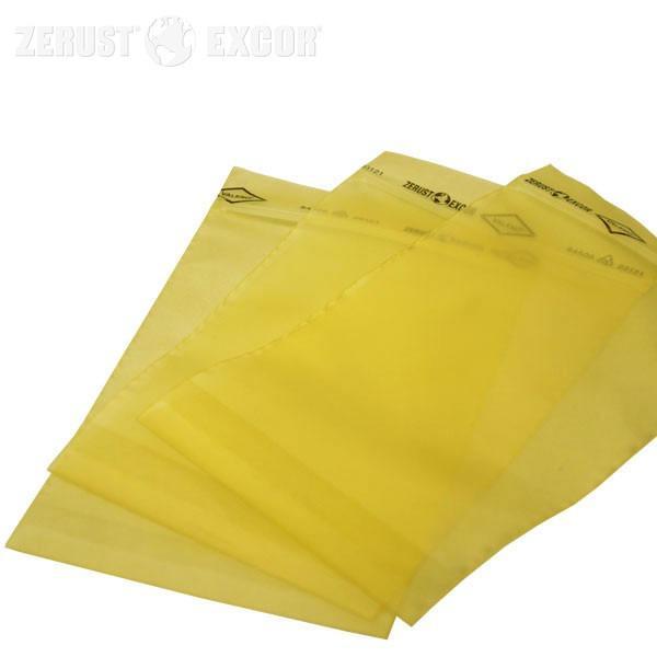 VCI-Bolsas y fundas VALENO - Bolsas de lámina y capuchas de lámina con protección contra la corrosión