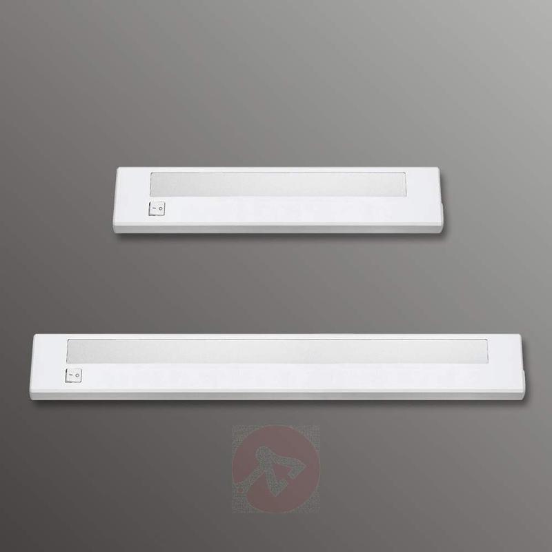 Range 974 LED Surface-Mount Lights White - Cabinet Lights
