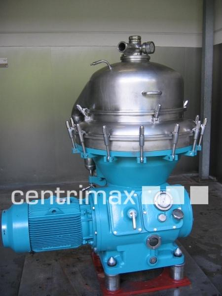 Alfa Laval Self-cleaning disc centrifuge - BRPX 313 SFD-34