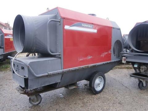 Chauffage - Générateur à air chaud IMA 111 R - location
