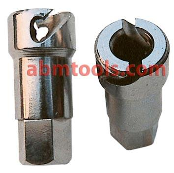 Hydraulic Coupler -  Pin Type - provide a quick, positive, and leakproof connection with pin type fittings.
