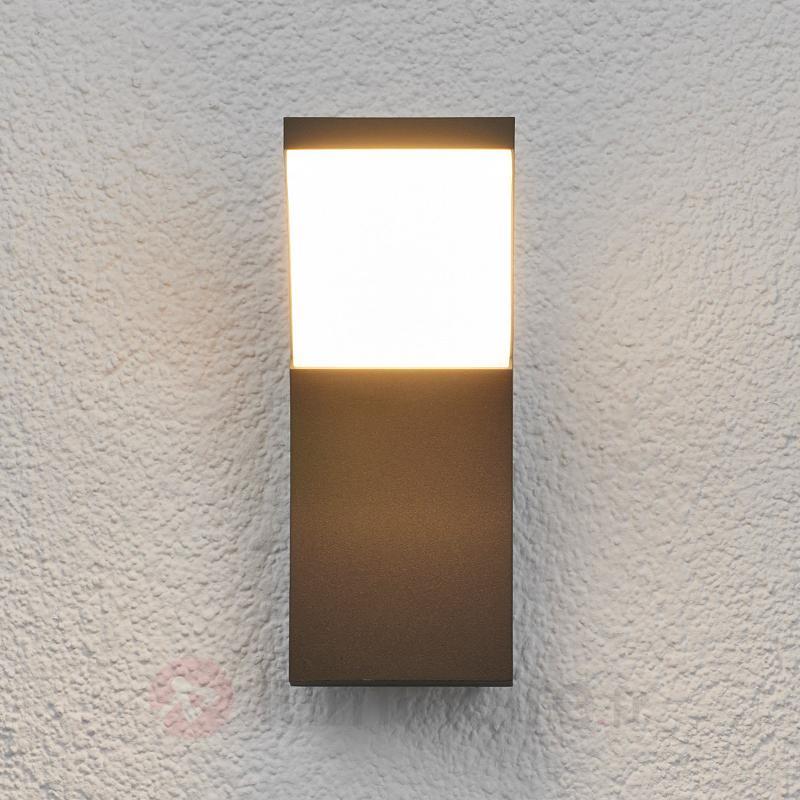 Applique extérieure LED Timm - Appliques d'extérieur LED