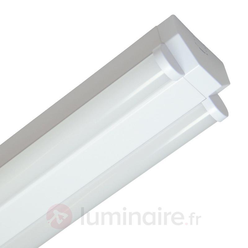 Plafonnier LED à deux lampes Basic 2 - Plafonniers LED