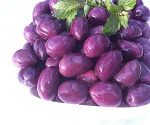 Kalamata black olives - Kalamata black olives