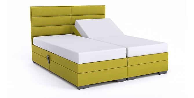 МАЛЬТА - Кровать с трансформируемой платформой