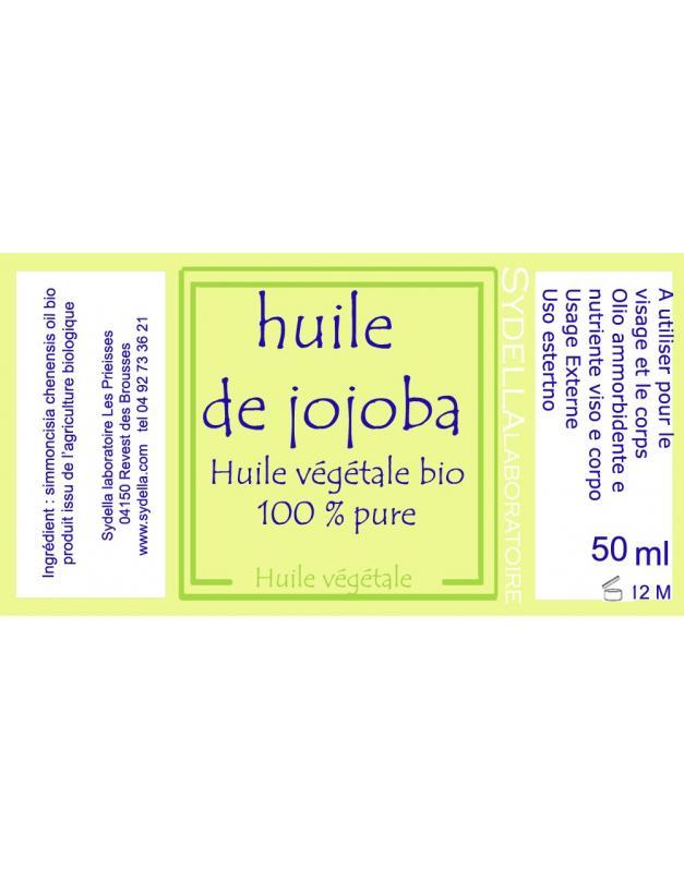 Jojoba - HUILES VÉGÉTALES