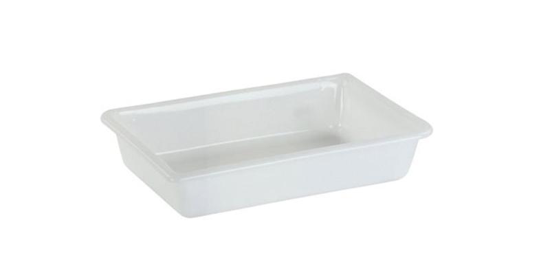 Bac Alimentaire Rectangulaire 3 L Emboîtable - Caisse alimentaire en plastique