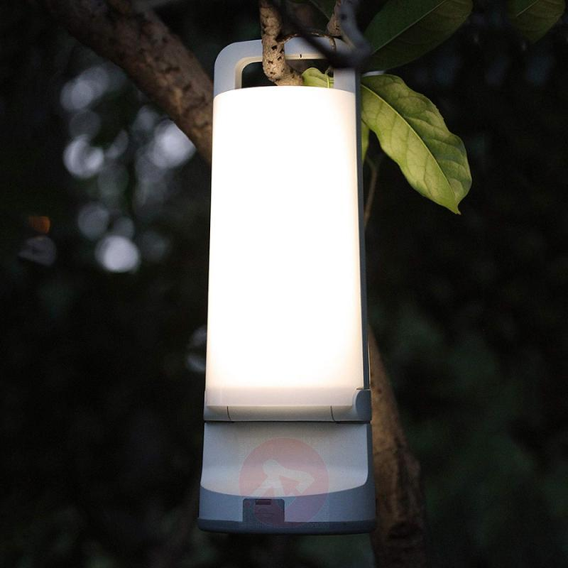 Dragonfly - a solar table lamp for outdoors - outdoor-led-lights