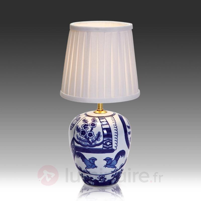 Lampe à poser classique Göteborg 32,5 cm - Lampes à poser classiques, antiques