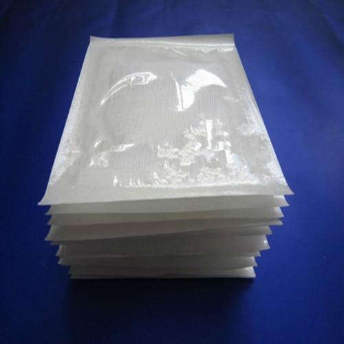 Feuille de gaze de désinfection de 7.5 * 7.5cm - Gaze écrémé médical 100% coton, après décoloration, séchage haute température. A