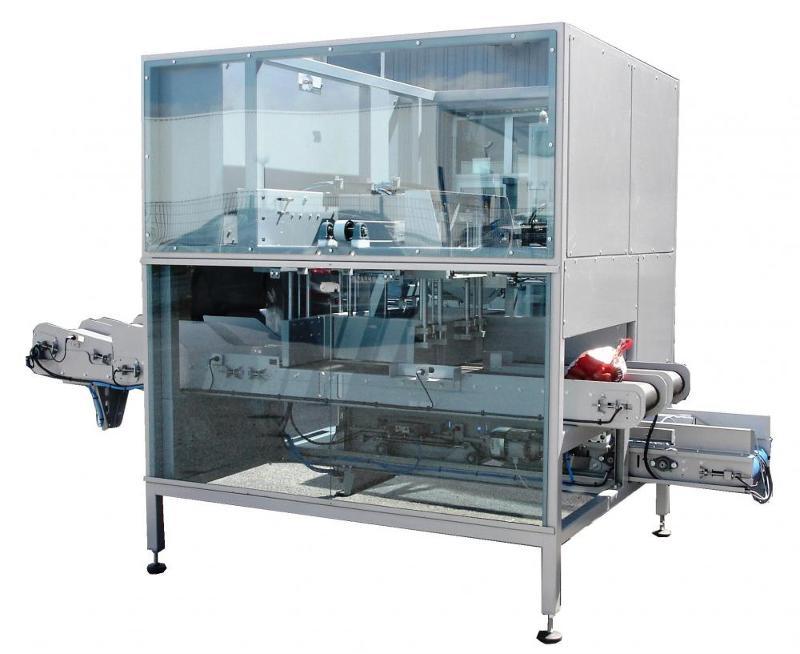 REMPLISSEUR DE CAISSE  - Machine TF80