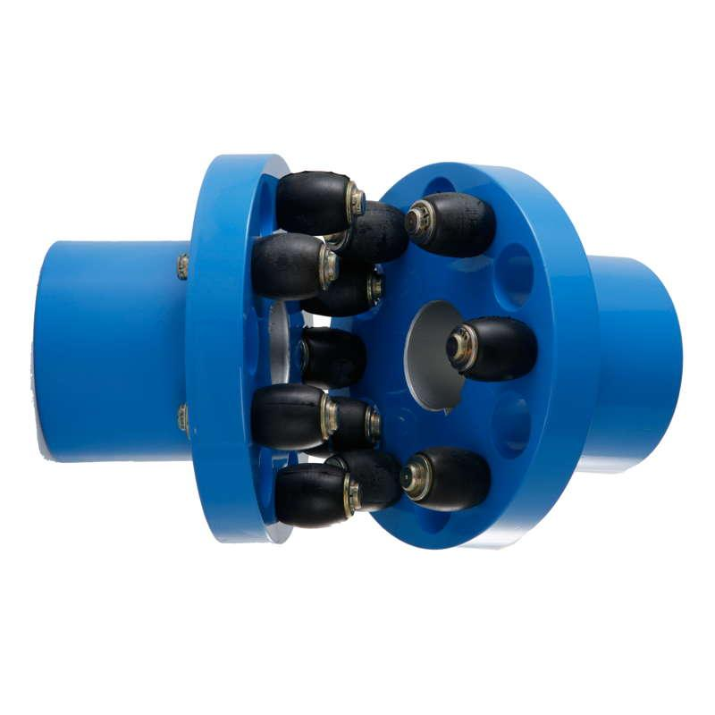 Torsionally flexible couplings - REIBO