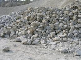 Pierres calibrées - pierres pour l'industrie