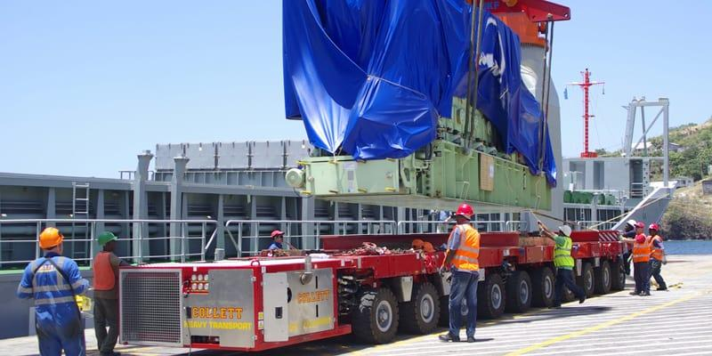 Heavy Lift - Heavy Lift, Jacking & Skidding and Industrial Services